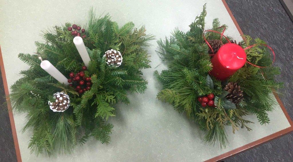 Centerpiece Wreaths