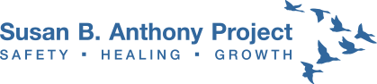 Susan B. Anthony Project Logo