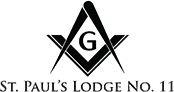St Paul's Lodge No. 11